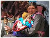 slides/95193092.JPG Buddha Diestel Dirk festival Fotograf geo:lat=34.16432162 geo:lon=77.58448362 geotagged India Jammu and Kashmir Leh Mönch monk Tempel temple Temple center of Leh 95193092