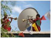 slides/95193166.JPG Buddha Diestel Dirk festival Fotograf geo:lat=34.16432162 geo:lon=77.58448362 geotagged India Jammu and Kashmir Leh Mönch monk Tempel temple Temple center of Leh 95193166