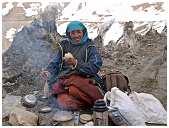 slides/95307016.jpg Himalaya Indien Kloster Ladakh Motorrad Mönch Tanglangla Tempel Tso Moriri Tso kar 95307016